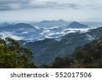 mountain panoramic view in ella ...   Shutterstock . vector #552017506