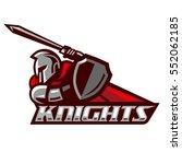 knight | Shutterstock .eps vector #552062185