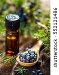 Juniper Berries And Essential...