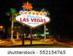 Entrance Sign Las Vegas  Nevad...
