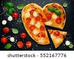 Delicious Italian Pizza With...