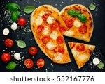 Delicious Italian Pizza With...