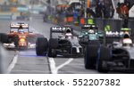 sepang  malaysia  30 march 2014 ... | Shutterstock . vector #552207382