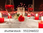 Lovely Romantic Candle Light...
