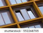 tilt close up photo of ajar...   Shutterstock . vector #552268705