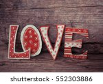 love background with paper... | Shutterstock . vector #552303886