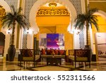 Beautiful Hall Lobby In A...