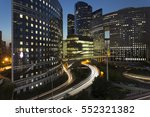 night architecture  ... | Shutterstock . vector #552321382