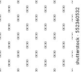 snowboard pattern. simple... | Shutterstock .eps vector #552360532