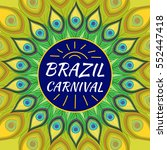 Brazil Carnival Illustration...