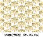 vector illustration of golden... | Shutterstock .eps vector #552457552