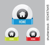 home icon buttons