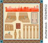 Egypt Hieroglyphs And Temples