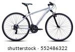 Silver Urban Mountain Bike...