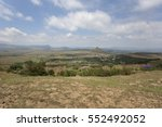 Isandlwana Battlefield Landscape