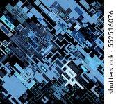 vector illustration of a... | Shutterstock .eps vector #552516076
