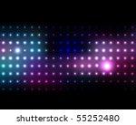 vector lights | Shutterstock .eps vector #55252480