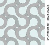 Wavy Abstract Seamless Pattern...