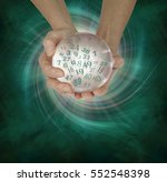 lucky lottery numbers 1 to 59   ...   Shutterstock . vector #552548398