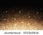 golden background. glowing... | Shutterstock . vector #552565816