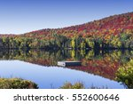 View Of The Lac Superieur  In...