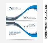 business card vector background | Shutterstock .eps vector #552652132