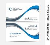 business card vector background | Shutterstock .eps vector #552652132