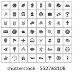 sports icons   Shutterstock .eps vector #552763108