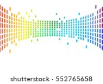 Colorful Abstract Background...