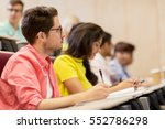 education  high school ... | Shutterstock . vector #552786298