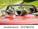 road trip  travel  vacation and ... | Shutterstock . vector #552786376