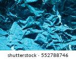aluminum foil with a violet... | Shutterstock . vector #552788746