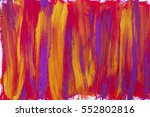 acrylic painting texture | Shutterstock . vector #552802816