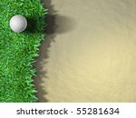 Golf Ball On The Grass For Web...