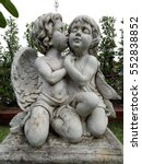Small photo of Angel Cupid God of Love,Cupids,Valentine day