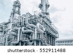 industrial zone the equipment... | Shutterstock . vector #552911488