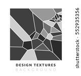 abstract voronoi design...   Shutterstock .eps vector #552935356