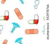 diagnosis pattern. cartoon...   Shutterstock . vector #552978766