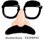 disguise | Shutterstock .eps vector #55298944