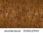 Background Texture Of Rusted...