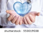 treatment and diagnosis of the... | Shutterstock . vector #553019038
