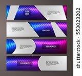 design elements presentation... | Shutterstock .eps vector #553023202