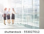 business women in office  | Shutterstock . vector #553027012