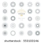 vector abstract illustration... | Shutterstock .eps vector #553103146