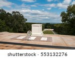 the tomb of the unknown soldier ... | Shutterstock . vector #553132276