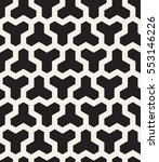 vector seamless pattern. modern ... | Shutterstock .eps vector #553146226