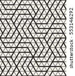 vector seamless pattern. modern ...   Shutterstock .eps vector #553146292