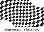 checkered flag. racing flag...   Shutterstock .eps vector #553167292