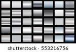 silver gradient background... | Shutterstock .eps vector #553216756