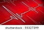 cardiogram | Shutterstock . vector #55327399